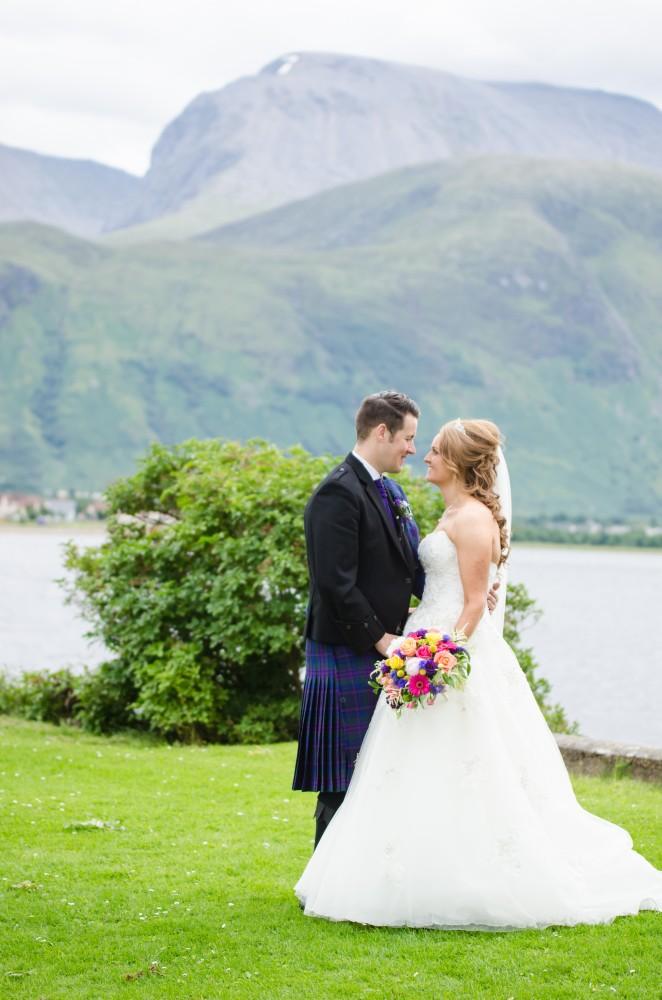 Weddings Moorings Fort William